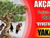 İstanbullu Uyuşturucu Taciri Akçaabat'ta Yakalandı