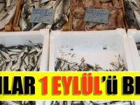 Balıkçılar 1 Eylül İçin Geri Sayıma Başladı