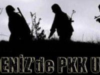 Karadeniz'de PKK Uyarısı!