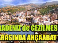 Doğu Karadeniz'de Gezilmesi Gereken 17 Yer Arasında Akçaabat'ta Var