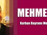 Ankara Akçaabatlılar Derneği Başkanı Mehmet Baş Kurban Bayramı Mesajı Yayınladı