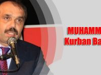 AK Parti Trabzon Milletvekili Muhammet Balta'dan Kurban Bayramı Mesajı!