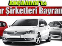 Akçaabat'ta Rent A Car Şirketleri Bayram Yapıyor