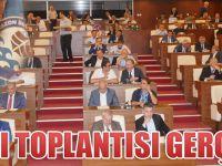 Büyükşehir Belediye Meclisi Eylül Ayı İlk Toplantısı Gerçekleştirildi