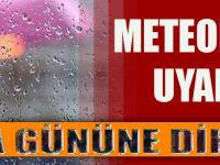 Trabzon Dikkat! Meteoroloji Uyardı...