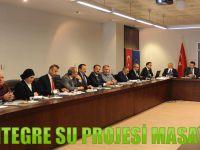 Trabzon Entegre Su Projesi Masaya Yatırıldı