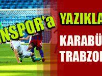Karadeniz Derbisinde Kardemir Karabükspor, Trabzonspor'u 4-0 Mağlup Etti.