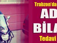 Trabzon'da Otomobilin Motosiklete Çarpması Sonucu 1 Kişi Yaralandı.