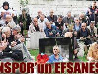 Trabzonspor'un Efsanesi Anıldı