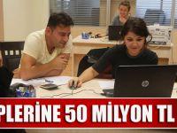 Çömlekçi İkinci Etapta Hak Sahiplerine 50 Milyon TL Ödeniyor