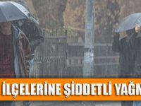 Trabzon Ve İlçelerine Şiddetli Yağış Uyarısı