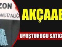 Akçaabat'ta Seyyar Uyuşturucu Satıcısı Yakalandı