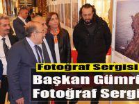 Başkan Gümrükçüoğlu Fotoğraf Sergisinin Açılışını Gerçekleştirdi