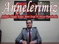MHP Akçaabat İlçe Başkanı Miraç Çınar'dan Anneler Günü Mesajı