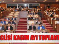 Trabzon Büyükşehir Belediye Meclisi Kasım Ayı Toplantıları Başladı