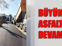 5 Mahallenin Kullandığı Yol Büyükşehir Belediyesi Tarafından Asfaltlanıyor