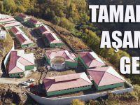 Trabzon Doğal Yaşam Alanı Ve Sokak Hayvanları Bakım Merkezi Tamamlanma Aşamasına Geldi