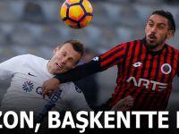 Trabzonspor Eksik Rakibini Geçemedi
