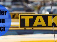 Taksiciler Uber'den Şikâyetçi