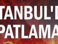 İstanbul Beşiktaş'ta Patlama Çok Sayıda Yaralı Var!