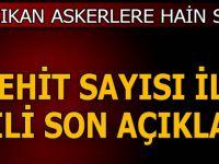Kayseri'deki Bombalı Saldırıdan Acı Haberler Geliyor