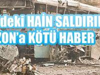 Kayseri'deki Hain Saldırıdan Trabzon'a Kötü Haber!