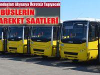 Büyükşehir Belediyesi Vatandaşları Akyazı'ya Ücretsiz Taşıyacak