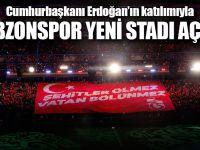 Trabzonspor Yeni Stadına Kavuştu.