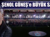 Trabzonspor Taraftarı Şenol Güneş'i Yuhaladı.!