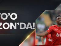 Mehmet Yılmaz: Samuel Eto'o %90 Trabzonspor'da
