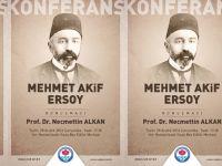 Büyükşehir'den Mehmet Akif Ersoy'u Anma Programı