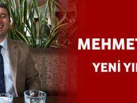 Mehmet Baş'tan Yeni Yıl Mesajı