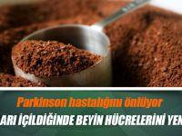 Türk Kahvesi Sabahları İçildiğinde Beyin Hücrelerini Yeniliyor!