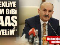 """Müezzinoğlu: """"Emeklimize Adam Gibi Maaş Ödeyelim"""""""