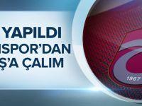 Trabzonspor'dan Beşiktaş'a Aaron Hunt Çalımı.