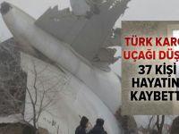 Türk Kargo Uçağı Düştü, 37 Kişi Öldü!.