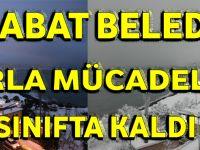"""""""Akçaabat Belediyesi Karla Mücadelede Sınıfta Kaldı"""""""