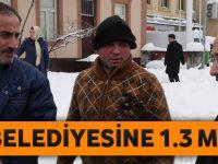 Büyükşehir Belediyesinden 18 İlçe Belediyesine1.3 Milyon TL Kar Mücadelesi Desteği