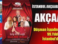 İstanbul Akçaabatlılar Platformu Akçaabat'ın 99.Kurtuluş Yıl Dönümünü Kutluyor.