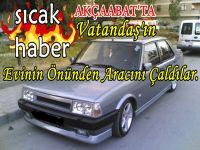 Otomobil Hırsızları Akçaabat'ı Mesken Tuttu.
