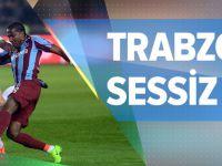 Trabzonspor Sahasında Aytemiz Alanyaspor İle 0 - 0  Berabere Kaldı.
