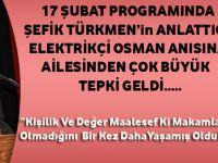 Şefik Türkmen'in Anlattığı Radyocu Osman Anısına Ailesinden Çok Büyük Tepki Geldi