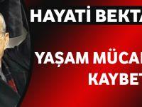 Akçaabat Sebatspor'un Efsane Futbolcularından HAYATİ BEKTAŞOĞLU'nu Kaybettik