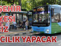 Büyükşehir Belediyesi YGS Öncesi Ve Sonrasında Ücretsiz Taşımacılık Yapacak
