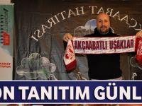 Akçaabatın Sesi İstanbul'da Stand Açtı...