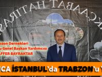 5 Gün Boyunca İstanbul'da Trabzon'u Yaşayacağız