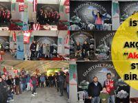 Akçaabatın Sesi İnternet Haber Sitesi İstanbul'da Akçaabatlılar'la Buluştu