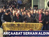 Akçaabat Serkan Altındaş'a Ağladı