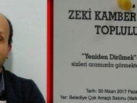Akçaabatlı Tiyatro Sanatçısı Zeki Kamber 15 Temmuz'u Oynayacak..