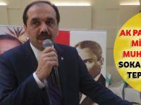 AK Parti Trabzon Milletvekili Muhammet Balta, Referandumuna İlişkin Sokak Çağrılarına Tepki Gösterdi.
